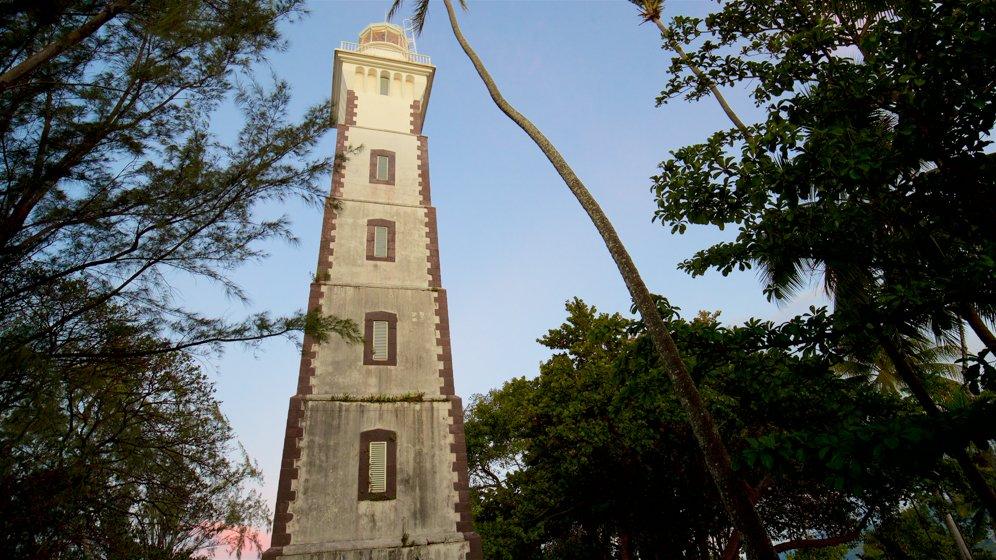 Pointe Venus Lighthouse - Tahiti