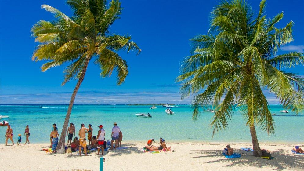 Tiahura Beach - Tahiti