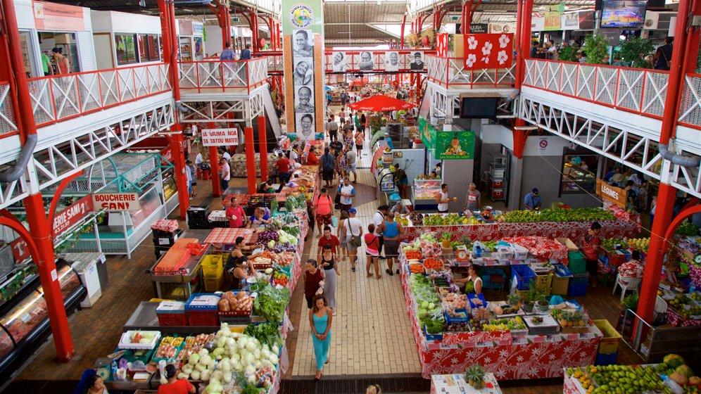 Papeete Market - Tahiti