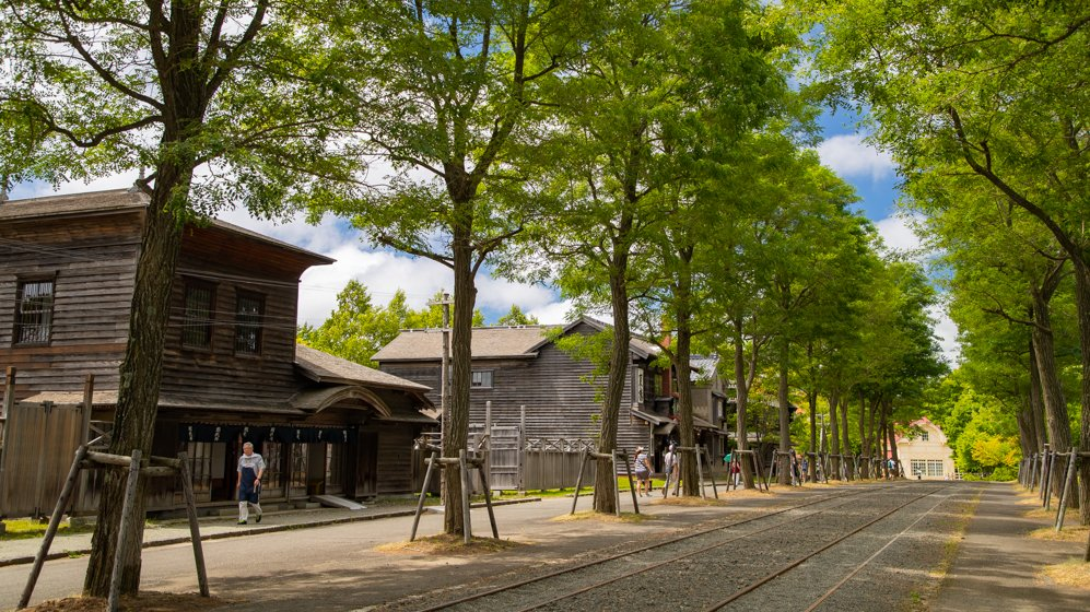 The Historical Village of Sapporo - Sapporo, Japan